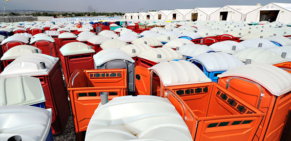 Champion Portable Toilets in Baton Rouge, LA